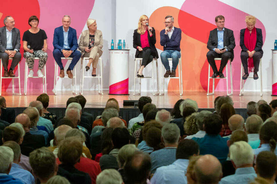 """""""Keine Casting-Show"""": SPD-Kandidaten stellen sich in Hessen vor"""