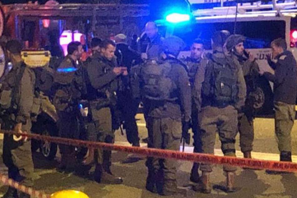 Terroranschlag! Mehrere Schwerverletzte, Baby und Mutter in Lebensgefahr