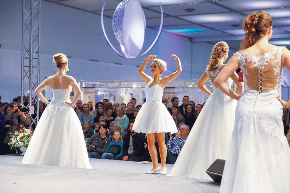 Hochzeitsmesse ab heutigem Samstag geöffnet