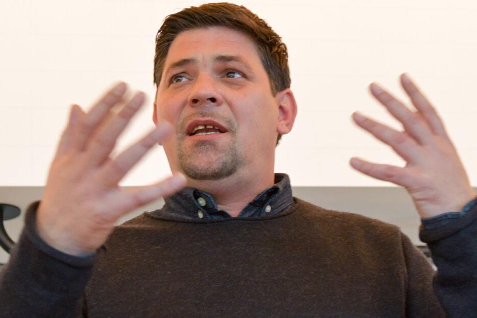 TV-Koch Tim Mälzer macht die Sendung gemeinsam mit seinem Kumpel Sebastian Merget.