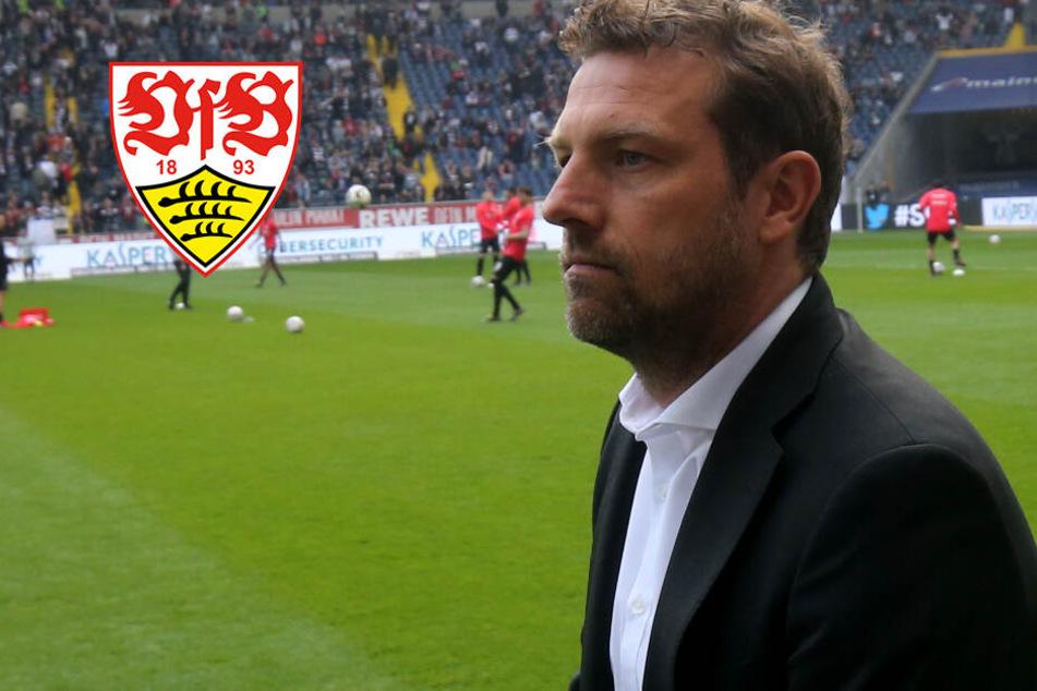 Nach brutaler Pleite in Frankfurt: Direkter Abstieg des VfB Stuttgart rückt näher
