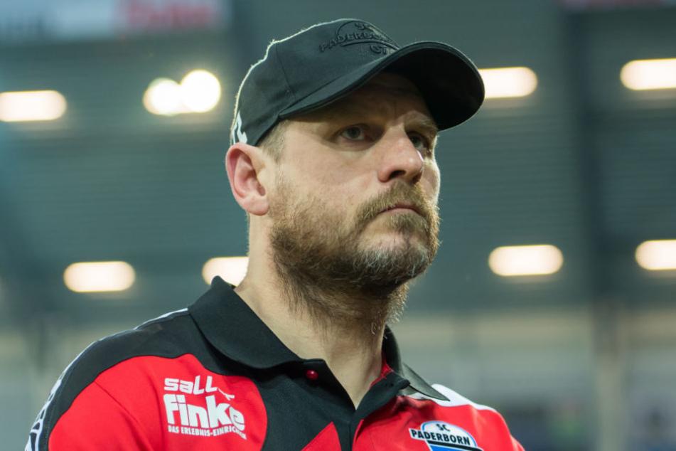 SCP-Trainer Steffen Baumgart (46) könnte Änderungen an der Aufstellung vornehmen.