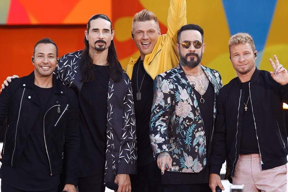 Die Backstreet Boys.