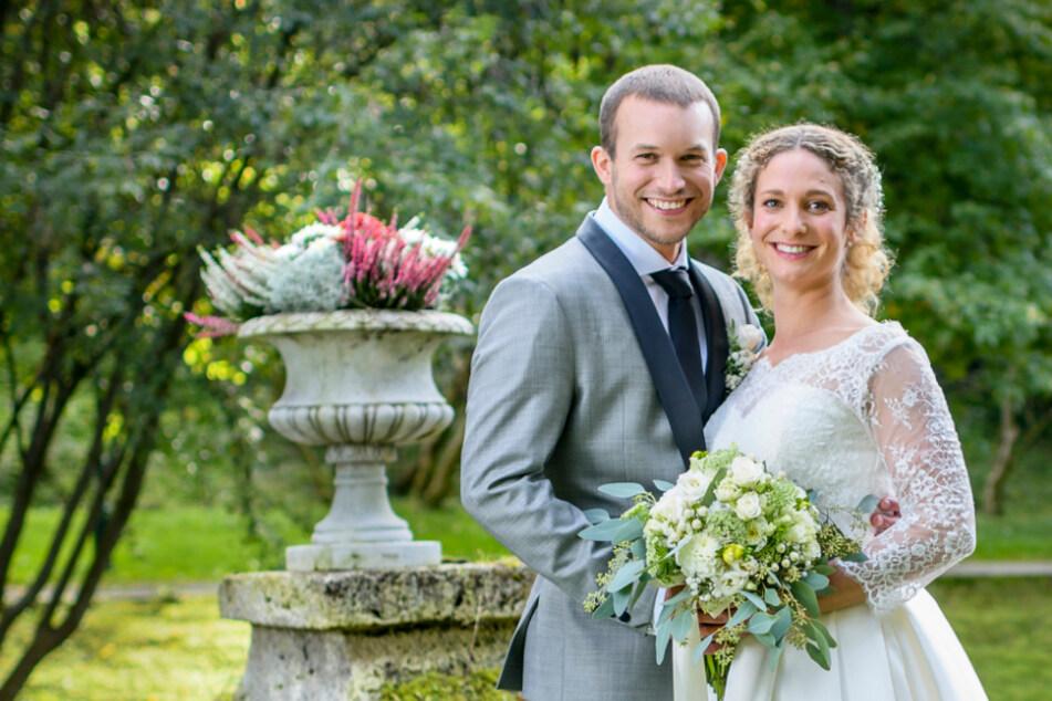 """Neues Traumpaar bei """"Sturm der Liebe"""": Das passiert nach der Hochzeit von Franzi und Tim"""