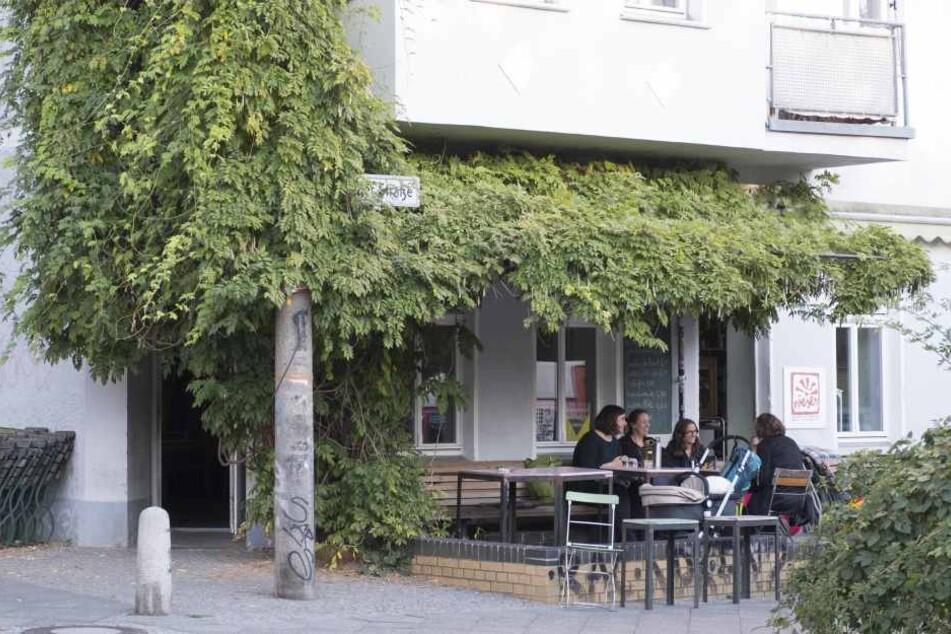 Das beliebte Café Niesen in Berlin-Prenzlauer Berg musste geschlossen werden.