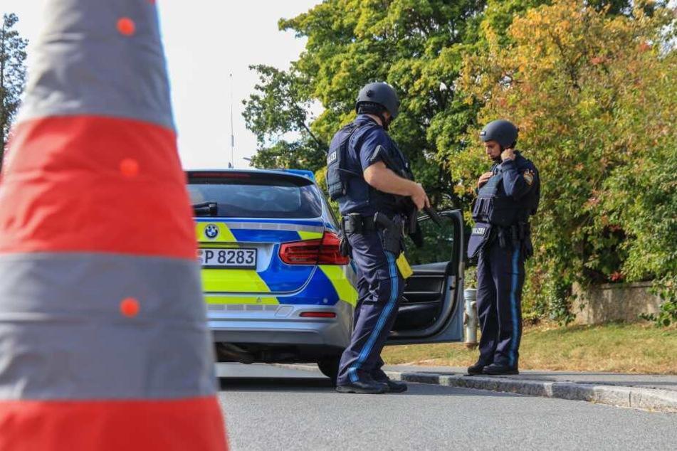 SEK-Einsatz: Bewaffneter Mann randaliert und löst Großeinsatz aus
