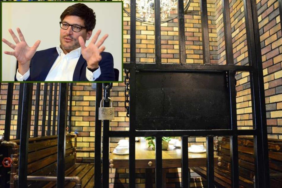 Knackis kochen für Touris: Grünen-Politiker will Knast-Restaurant