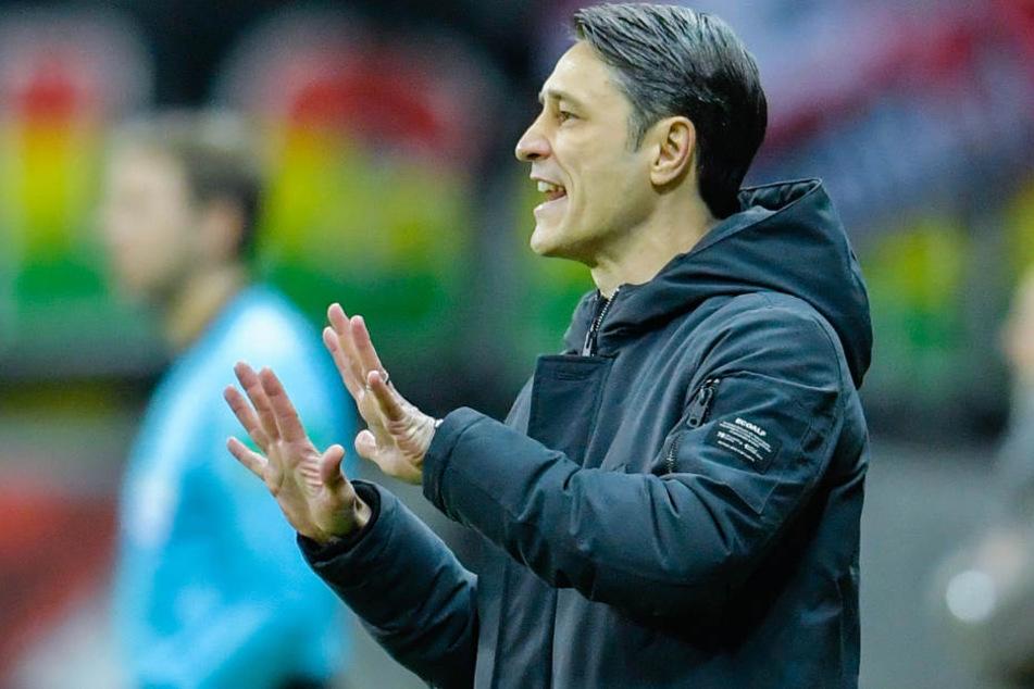 Niko Kovac glaubt weiter an die Meisterschaft mit dem FC Bayern München.