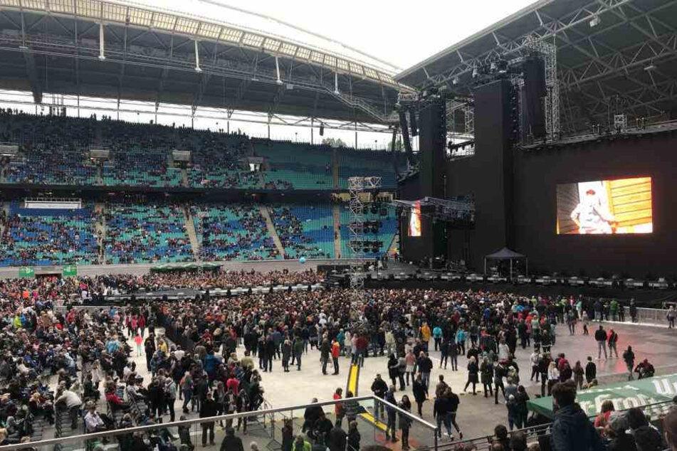 """Helenes Tour 2018: Viele Konzerte der """"Stadion-Tournee 2018"""" sind bisher nicht ausverkauft."""