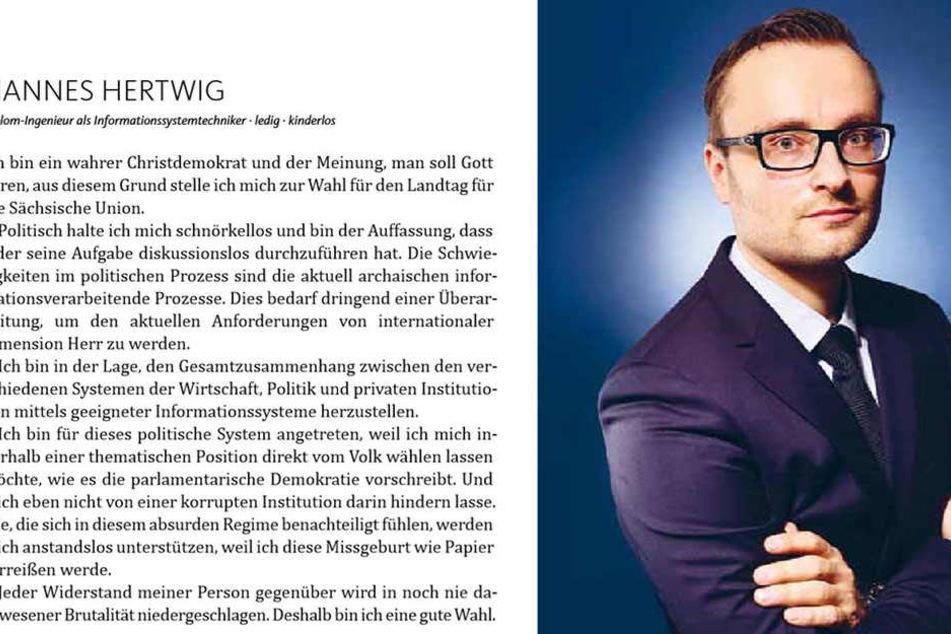 """""""Nie dagewesene Brutalität"""": Wirbel um CDU-Kandidat"""