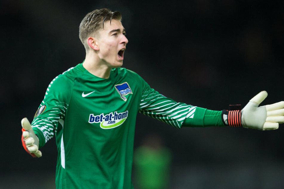 Sein bislang einziger Einsatz bei den Profis war in der Europa League gegen FK Östersund.
