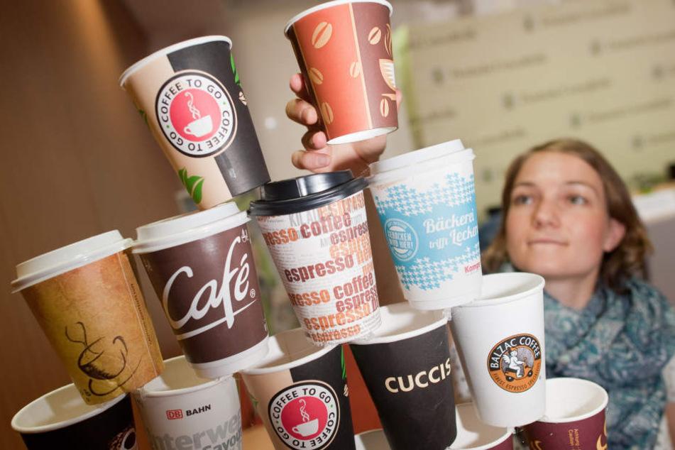 Kommt bald das Pfand für Coffee-to-go-Becher?