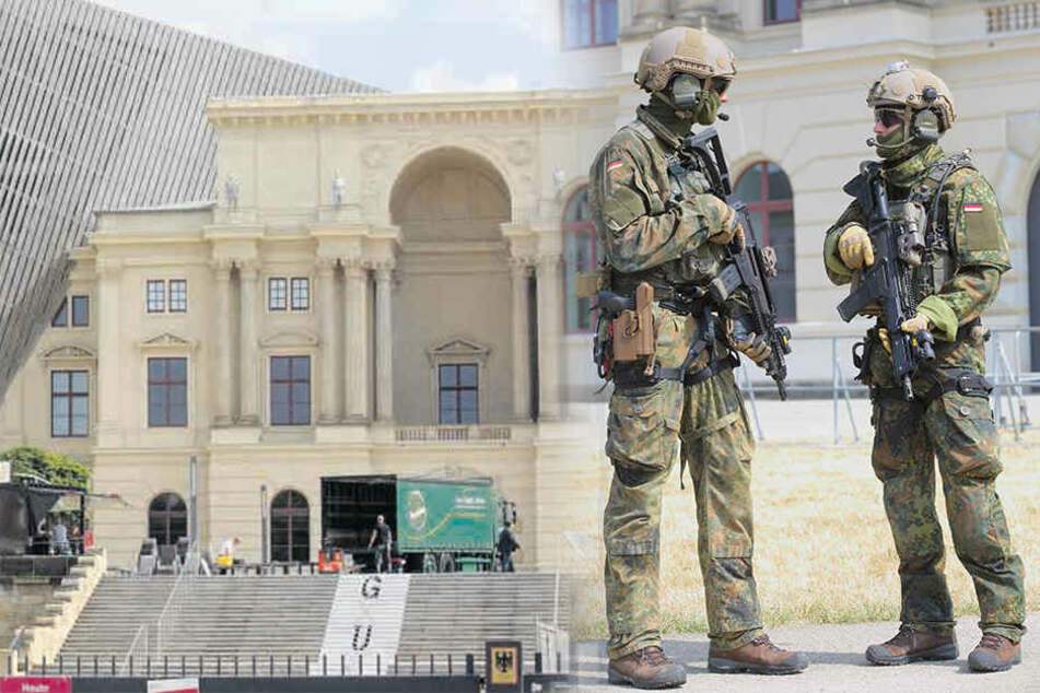 Bewaffnet bis an die Zähne: Spezialkräfte im Militärmuseum