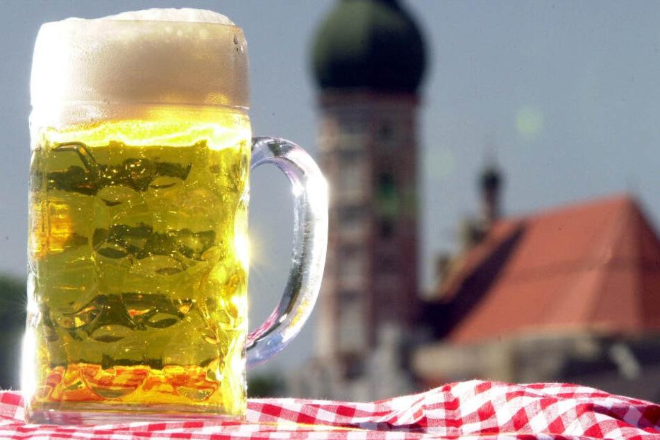 23,8 Millionen Hektoliter verkauften bayerische Brauereien 2019. (Symbolbild)