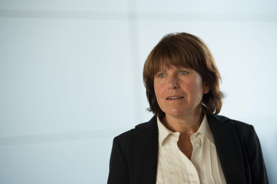 Oberbürgermeisterin Pia Findeiß (60, SPD)