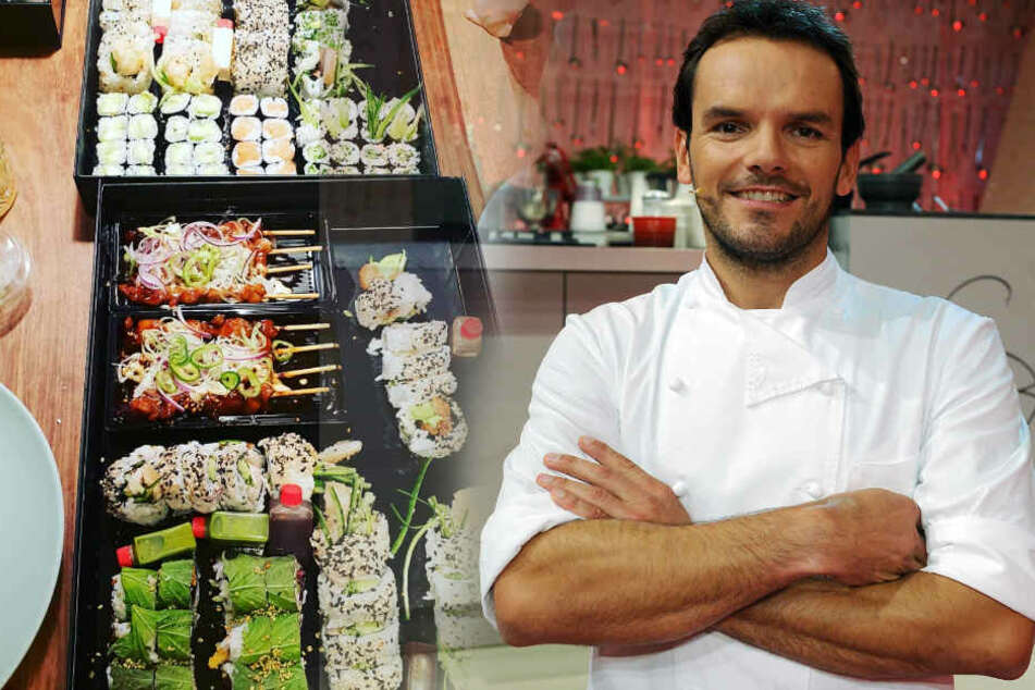 Promi-Kunde enttäuscht über Henssler-Sushi: TV-Koch klärt riesigen Irrtum!