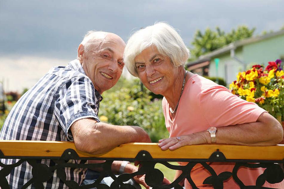 Nicht nur ihr gemeinsames Hobby verbindet Christel und Horst Zikarsky. Vor allem aber half es beim Kennenlernen.