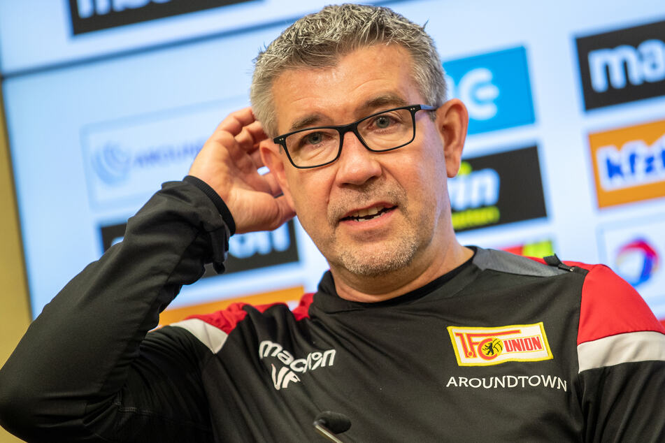 Union Berlin rechnet mit der Rückkehr von Trainer Urs Fischer zum Derby.