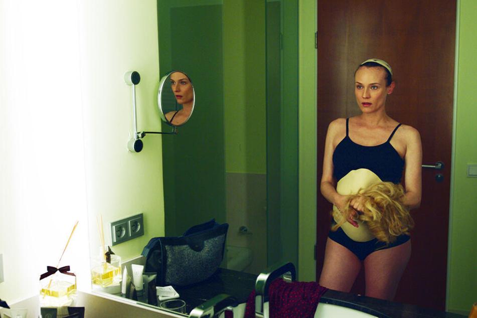 Rachel (Diane Kruger) weiß ihr äußeres Erscheinungsbild zu wandeln.