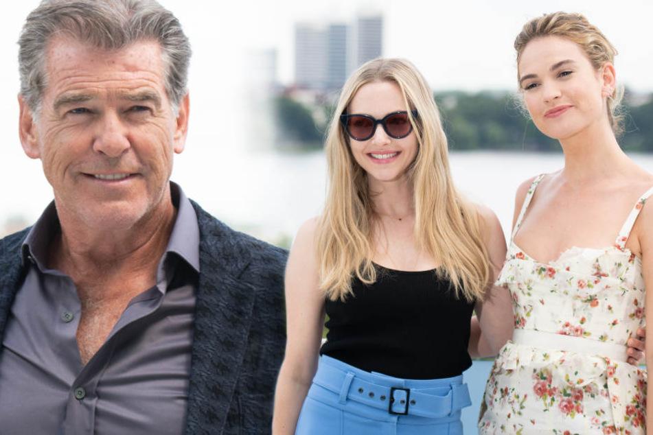 """""""Mamma Mia!"""": Hollywood zu Gast in Hamburg"""