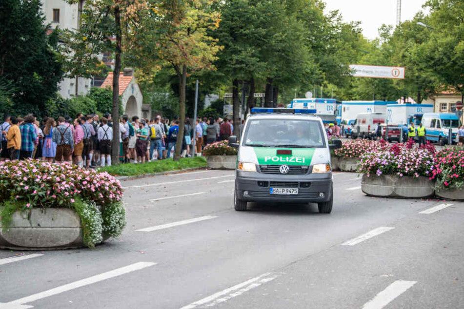 Beißattacke auf Oktoberfest: Polizist dienstunfähig