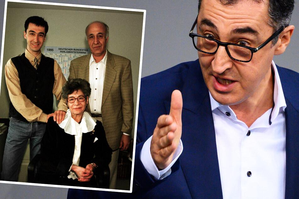 Einwanderungsland Deutschland: Cem Özdemir rührt mit emotionalem Instagram-Post