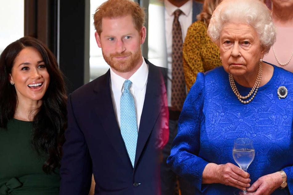Meghan und Harry haben abgesagt: Keine fröhliche Weihnachten im Hause der Queen?