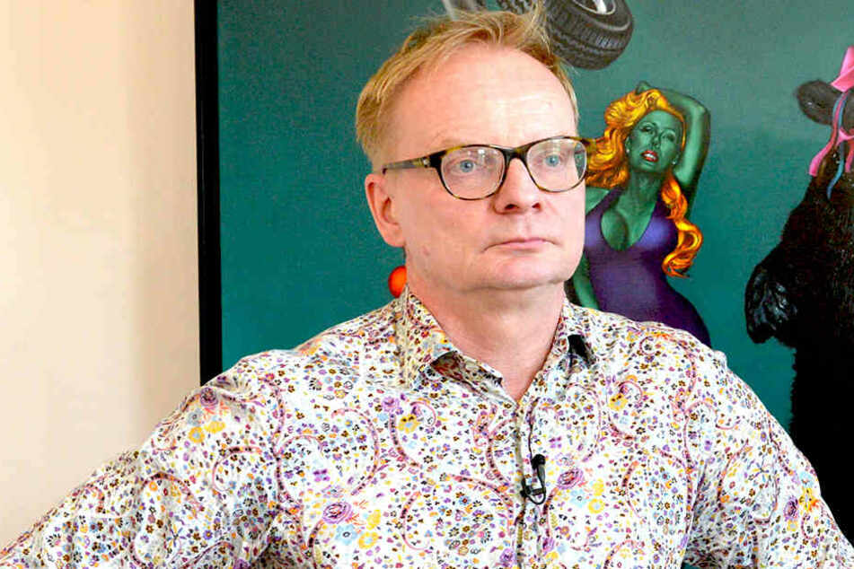 Uwe Steimle - Ex-Kommissar beim MDR, bekannt als Hauptkommissar Jens Hinrichsin der Fernsehserie Polizeiruf 110.