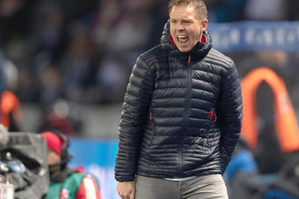 RBs Abwehrsorgen gehen weiter: Gegen Köln drohen vier Verteidiger auszufallen.