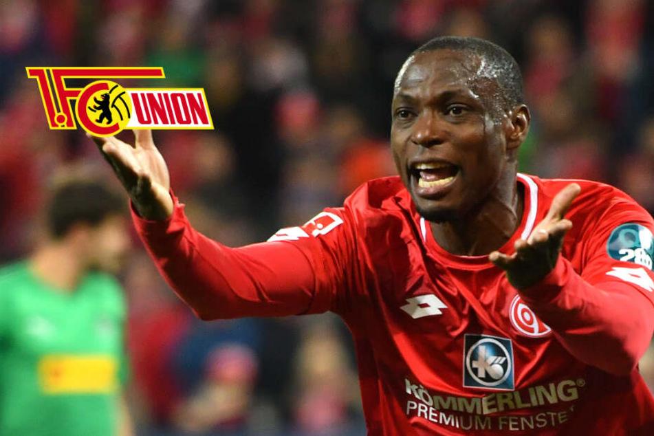 Transfer-Überraschung: Anthony Ujah wechselt aus Mainz zu Union