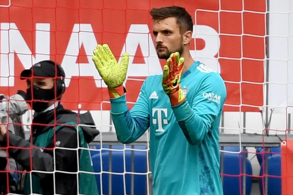 Torwart Sven Ulreich (32) kam vom FC Bayern München.