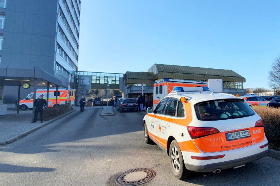 Die Jobcenter-Mitarbeiterin wurde bei dem Angriff schwer verletzt.