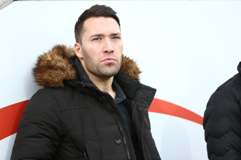 Nach langer Verletzungspause kehrt Aykut Öztürk zur Mannschaft zurück.