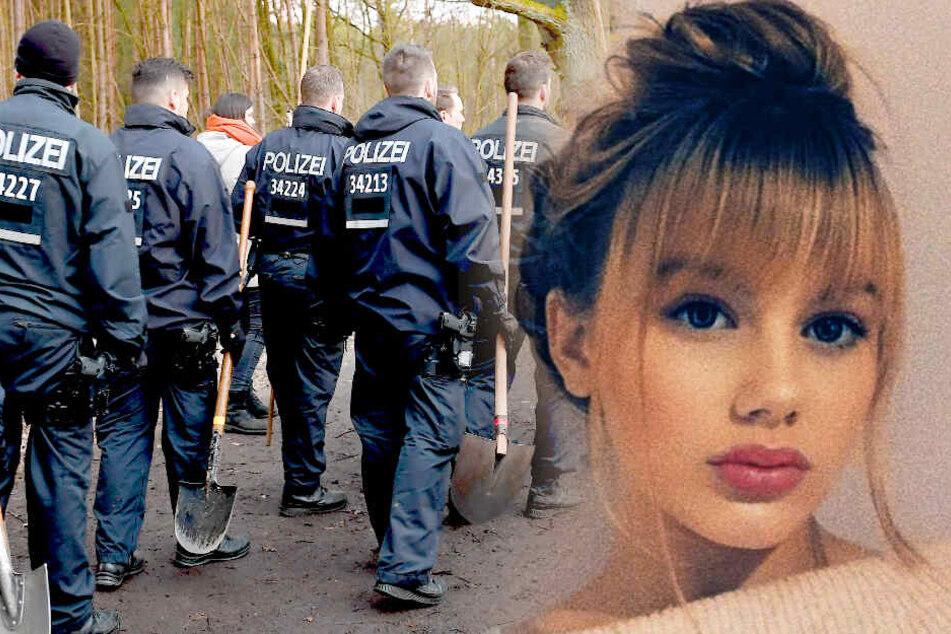 Polizei beendet Suche nach der verschwundenen Rebecca
