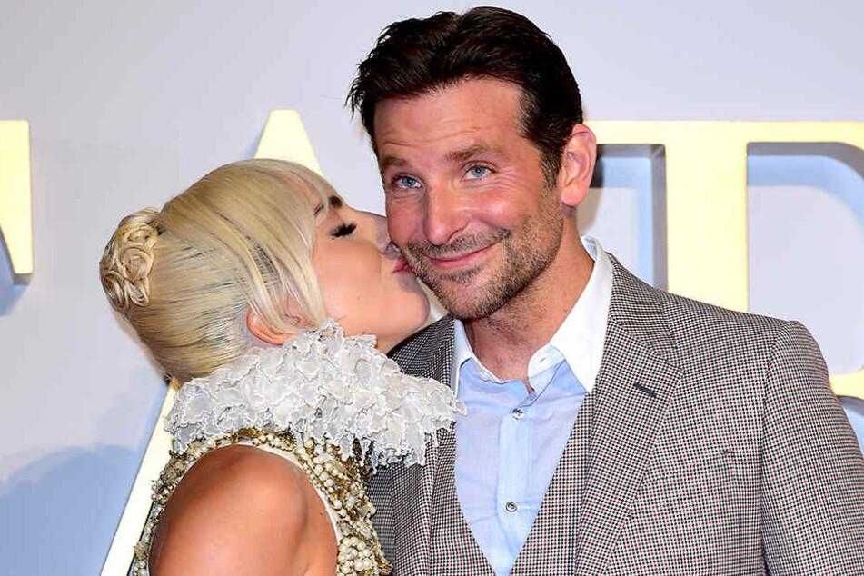 Gaga und Cooper verstehen sich prächtig.