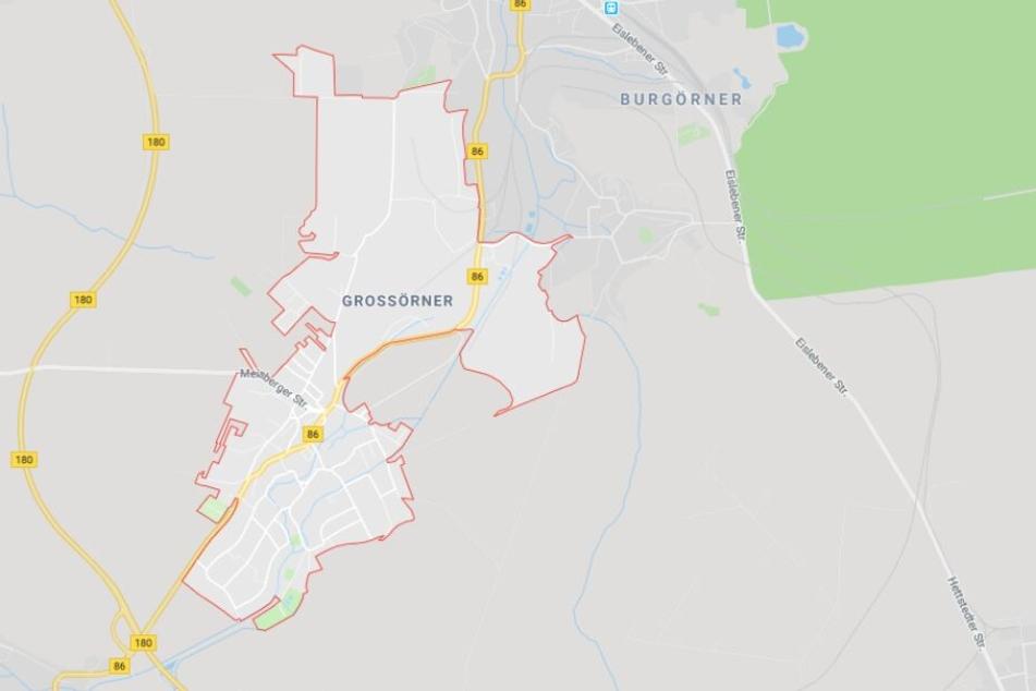 Der schockierende Fund wurde im Hettstedter Ortsteil Großörner gemacht.