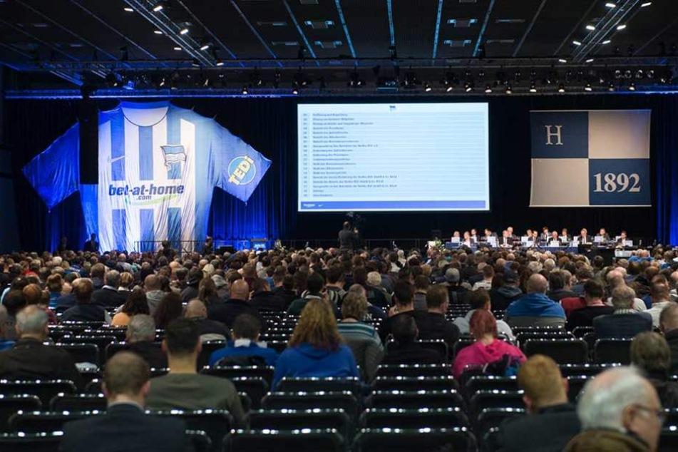 Auf der Mitgliederversammlung sorgte die Standortfrage für das neue Stadion für hitzige Diskussionen.