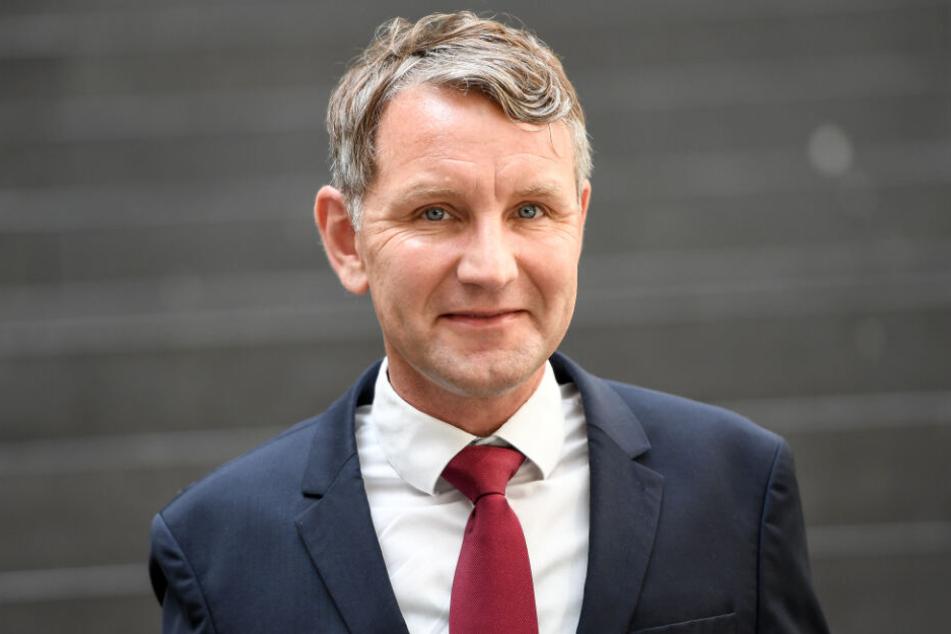 Reizfigur für viele: Björn Höcke.