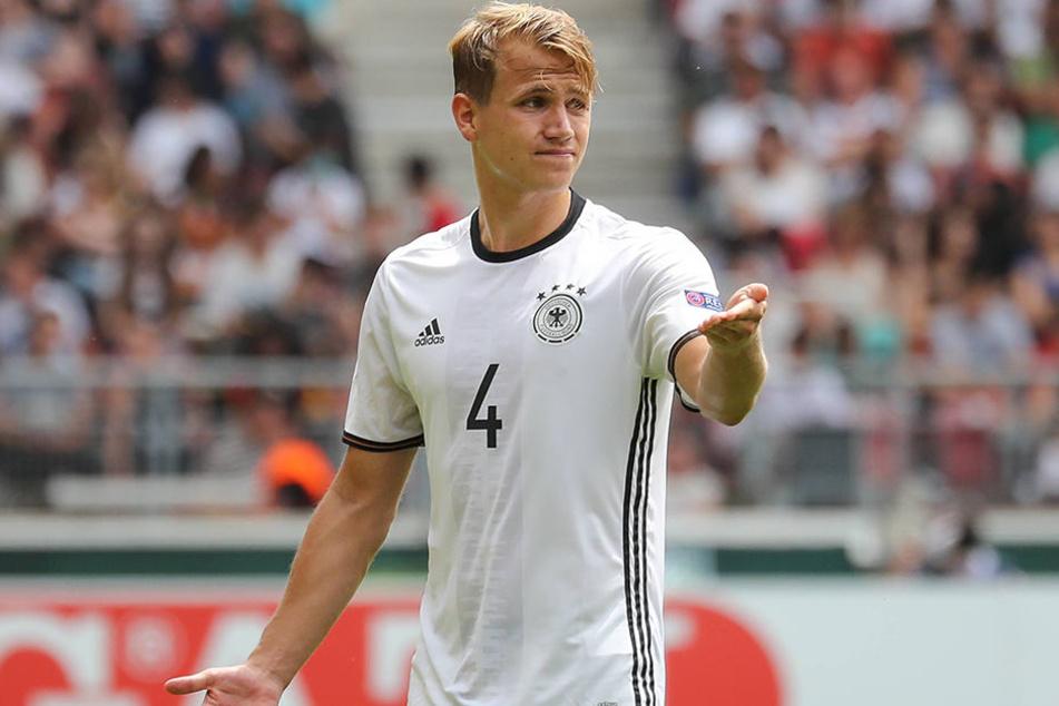 Lukas Boeder (19) wechselt auf Leihbasis von Bayer 04 Leverkusen zum SC Paderborn.