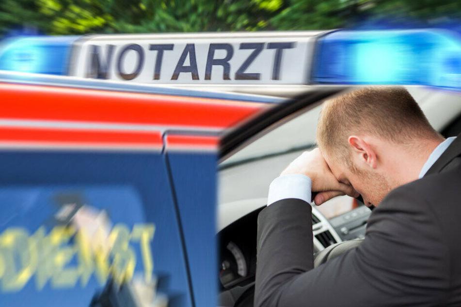 Beim Autofahren eingeschlafen: So schlimm endete die Familien-Fahrt