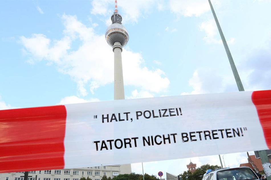Tatort Alexanderplatz. (Symbolbild)