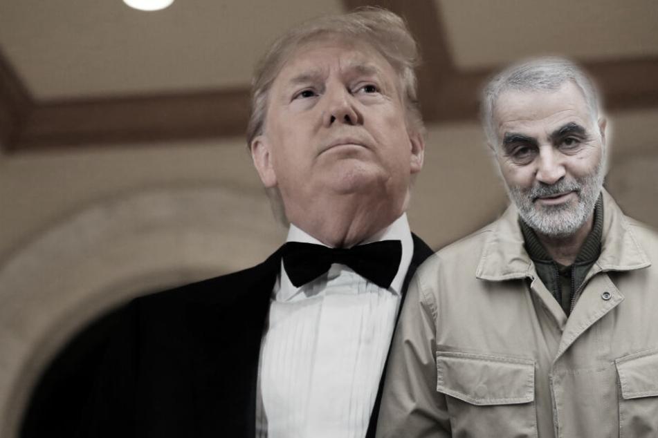 Eskaliert der Konflikt? Trumps US-Raketen töten hochrangigen iranischen General