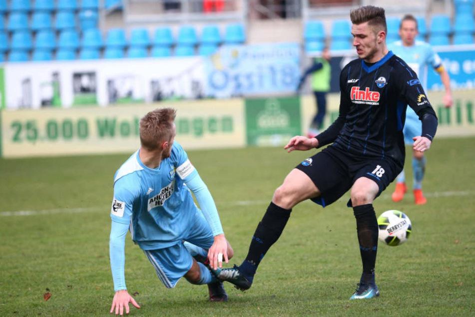 Dennis Srbeny (23) wechselte zu Norwich City.