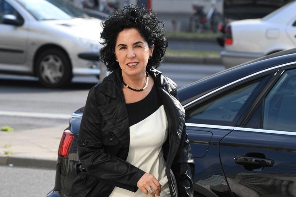 Die Berliner CDU-Abgeordnete Emine Demirbüken-Wegner (55).