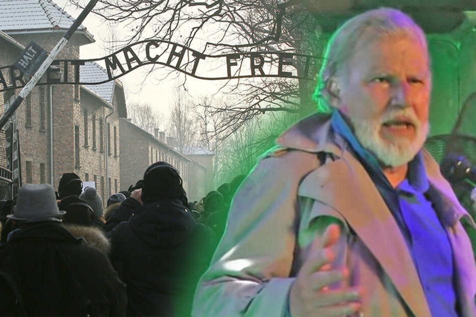 """Skandal! Kandidat für Europawahl hetzt: Auschwitz ist """"polnisches Disneyland"""""""