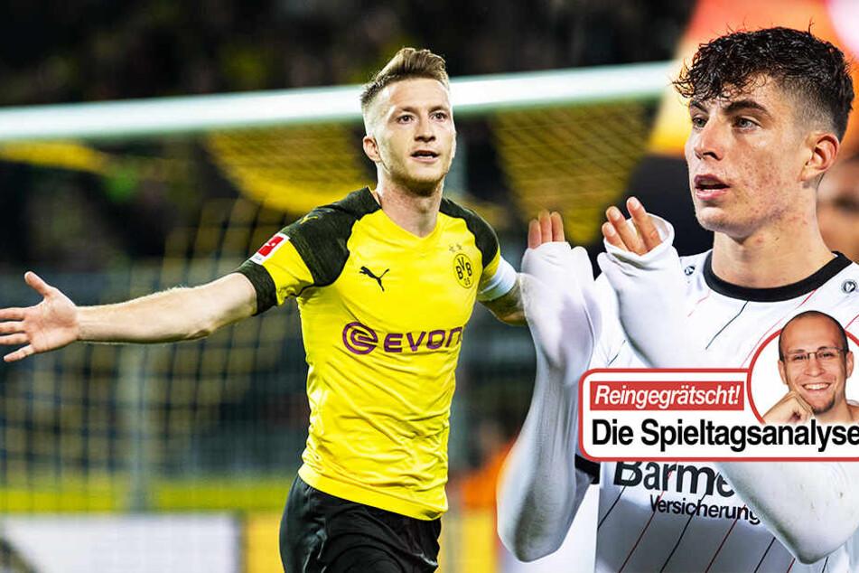 Europa staunt über die Bundesliga: Damit haben die Experten nicht gerechnet!
