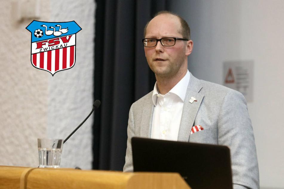 """FSV Zwickau:""""Abbruch ist für uns wirtschaftlich die beste Option!"""""""