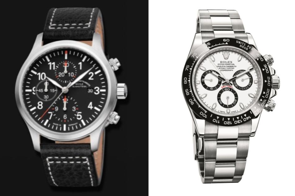 Rolex- und Glashütte-Uhren geklaut: Familie setzt fette Belohnung aus