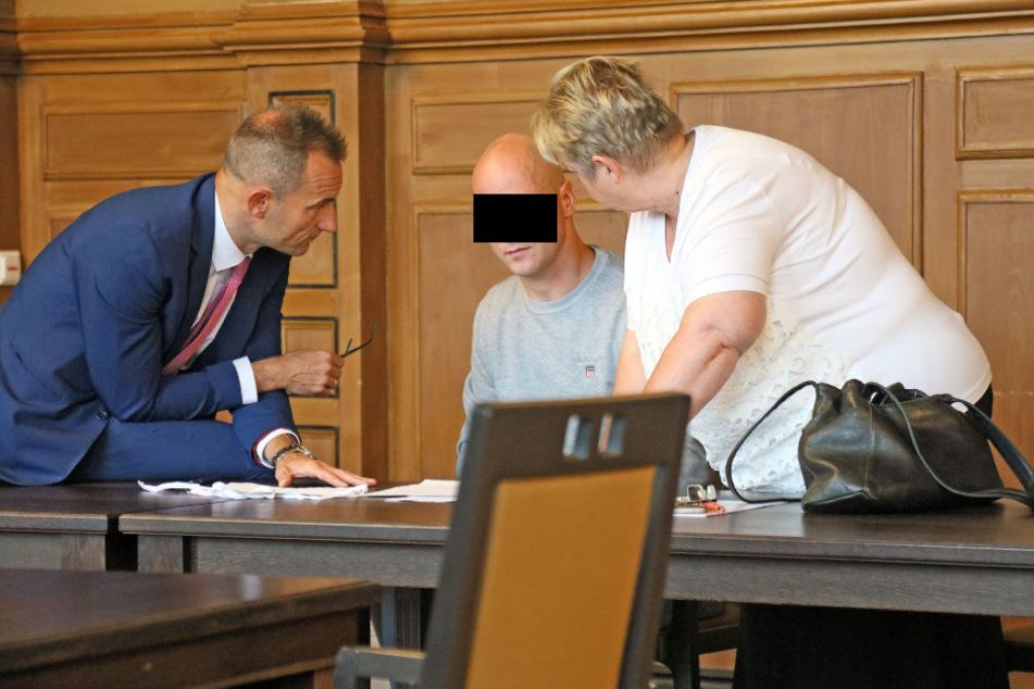 Ebenfalls wegen besonders schweren Diebstahls angeklagt und in U-Haft: Jan M. (39).