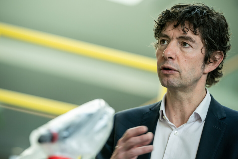 Der Virologe Christian Drosten (48).